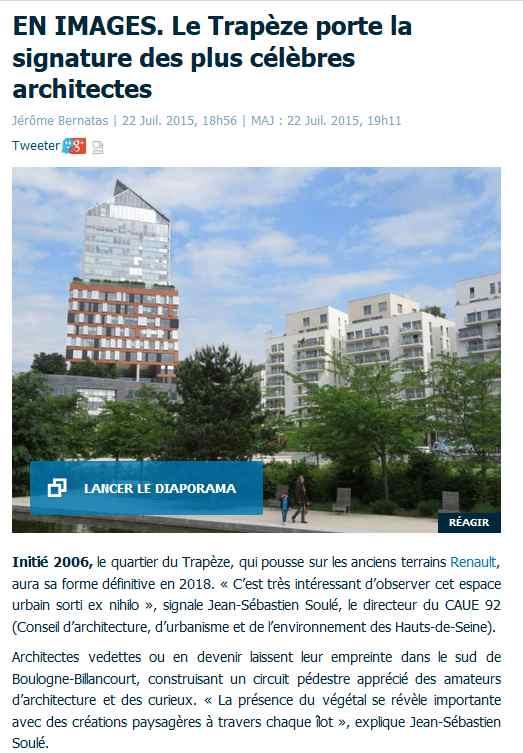 Articles de presse / de sites Internet sur la ZAC Seguin - Rives de Seine Clipbo79
