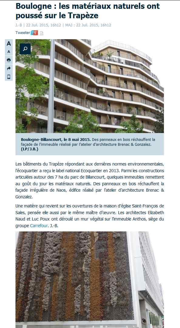 Articles de presse / de sites Internet sur la ZAC Seguin - Rives de Seine Clipbo81