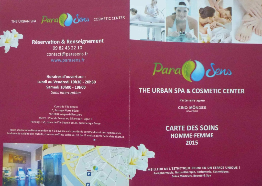 ParaSens - The Urban Spa & Cosmetic Center P1360513