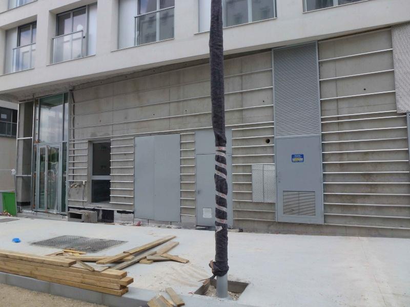 Photos de la résidence étudiante - B5b P1370333