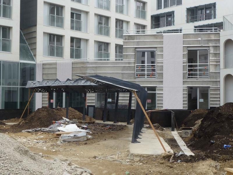 Photos de la résidence étudiante - B5b P1370819