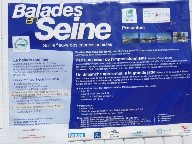 Croisière sur la Seine autour des îles P1380417