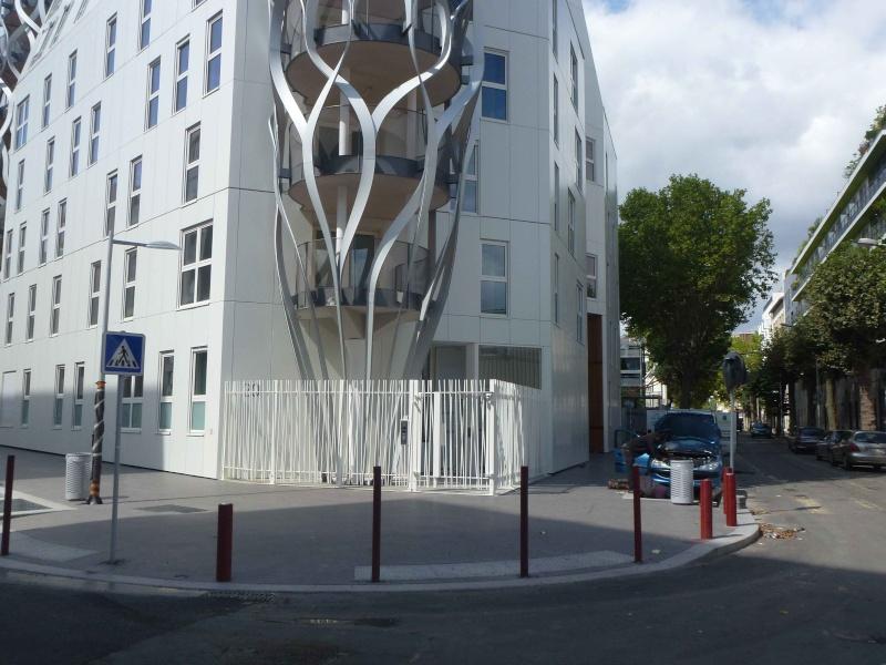 Ilot A5 - Rives de Seine II - Logements sociaux P1390037