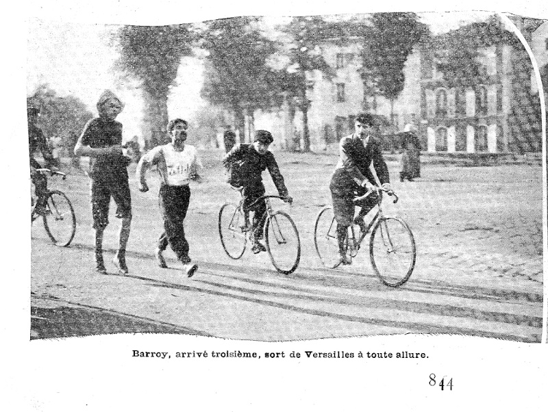 La Marche du Petit Matelot 1903 Barroy10