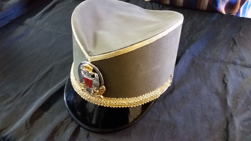Serbian Officer Cap 11791110