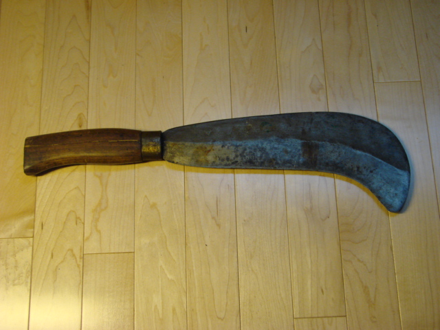 Canadian Bill Hook Billho12
