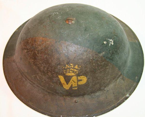 PPCLI Camo Mk II Helmet Hel110