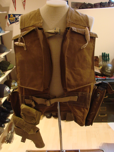 The D Day Battle Jerkin (Assualt Vest) Rare_014