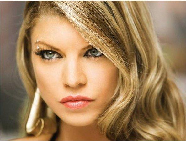 Stacy Ferguson ( black eyed peace ) Image215