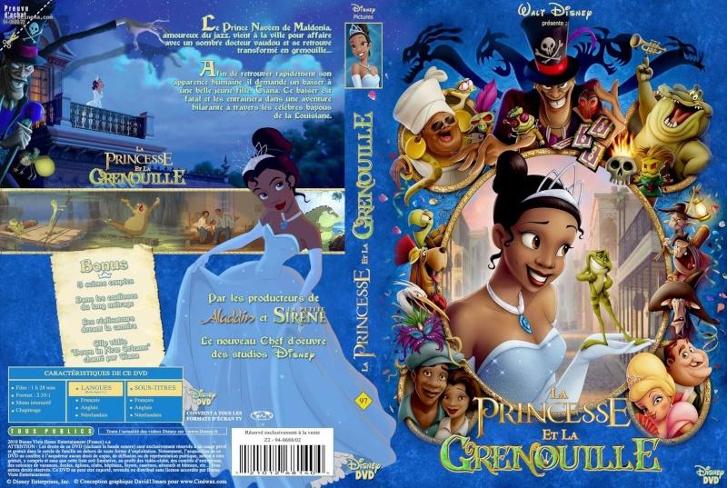 [BD + DVD] La Princesse et la Grenouille (27 mai 2010) - Page 3 00210