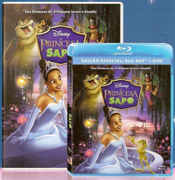 [BD + DVD] La Princesse et la Grenouille (27 mai 2010) - Page 2 Blu210