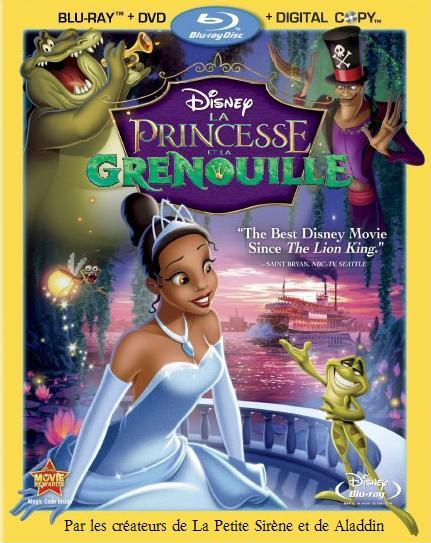 [BD + DVD] La Princesse et la Grenouille (27 mai 2010) - Page 2 Prince10