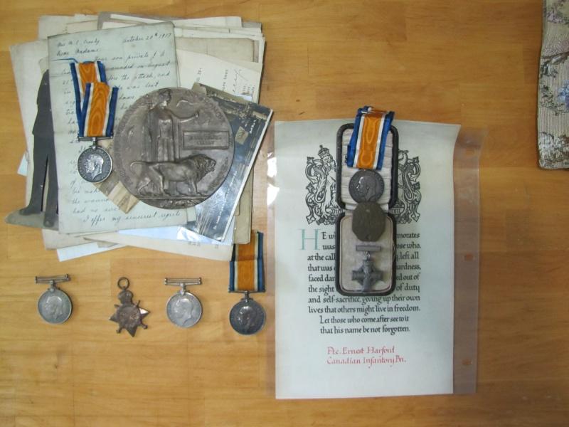 A few more men of the 180th and a 208th man, join my collection Img_4110