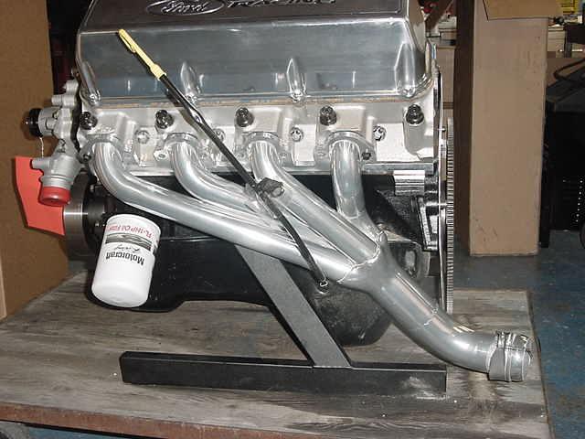 Will truck 460 Exhaust manifolds work in 70 torino? Mvc-0111