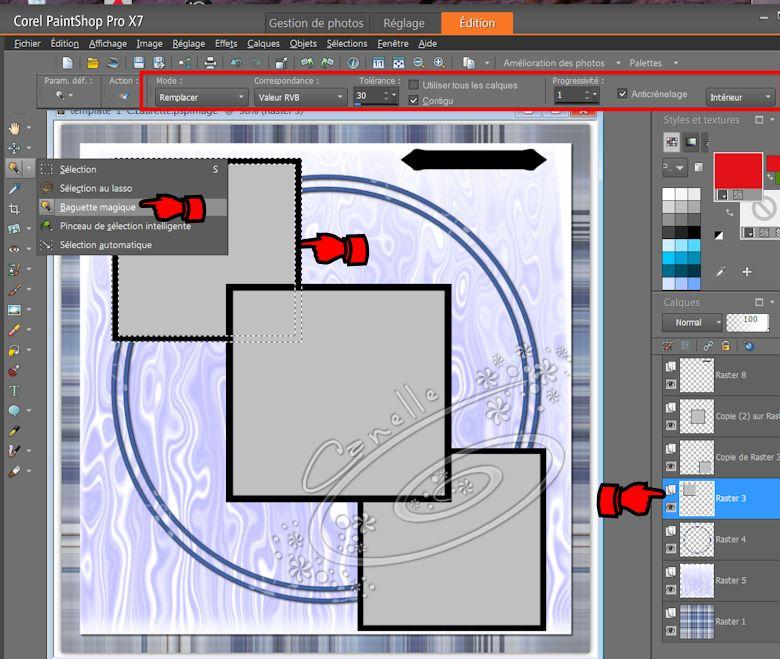 Remplir un Template scrap avec Psp Image124