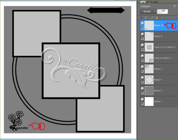 Remplir un Template scrap avec Psp Image217