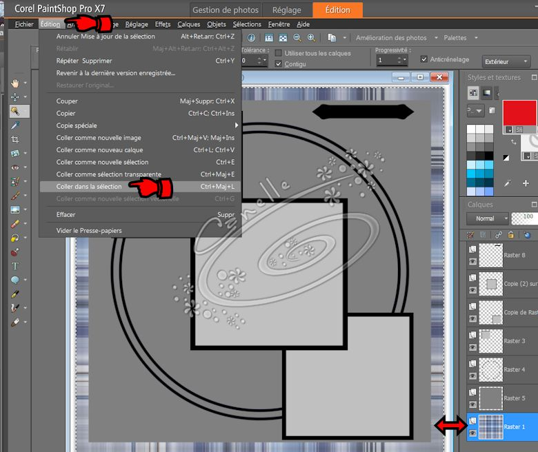 Remplir un Template scrap avec Psp Image416