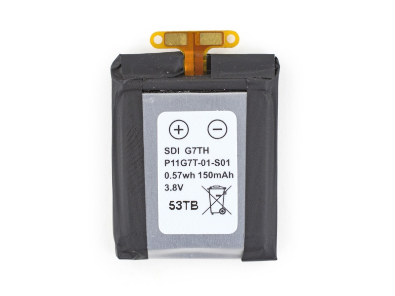 Pebble Time Battery P11G7T-01-S01 A12