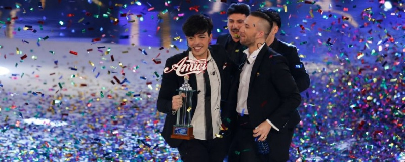 Amici 14,la finale la vincono Stash e i The Kolors Stash_10
