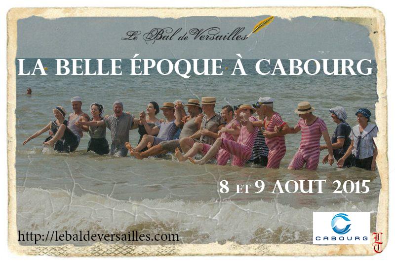 les affiches  du bal de  Versailles, depuis 2002 Cabour11