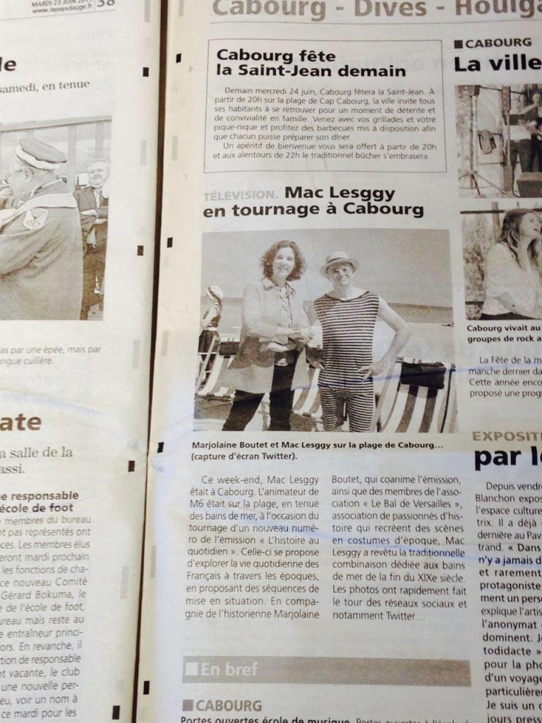Presse du bal de Versailles - Page 5 Image34