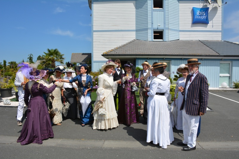 Cabourg à la Belle époque 2015, photos - Page 4 Image77