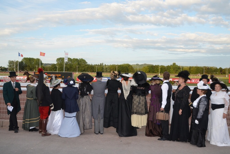 Cabourg à la Belle époque 2015, photos - Page 5 Image82
