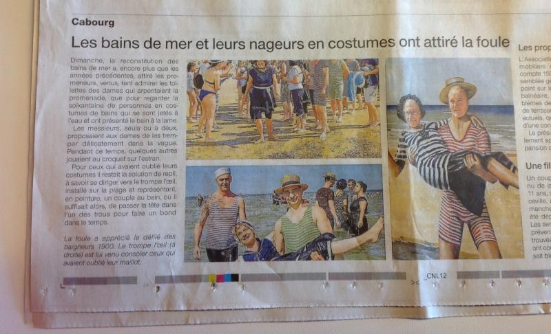 Presse du bal de Versailles - Page 5 Photo116