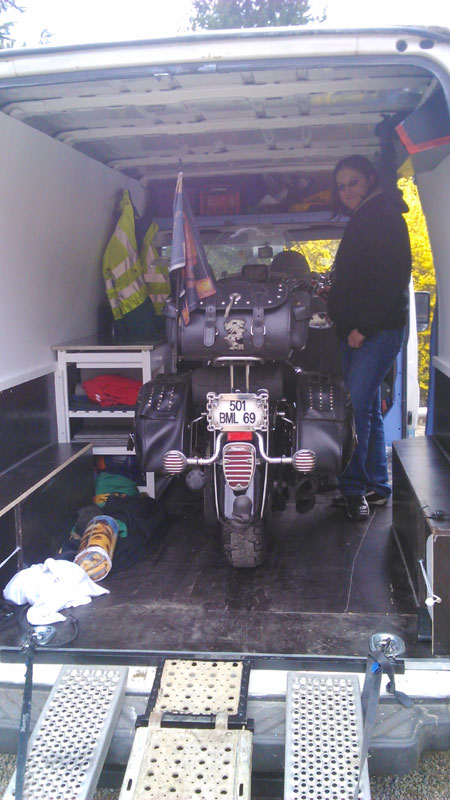 [MK6] Le Transit du Gnaf A910