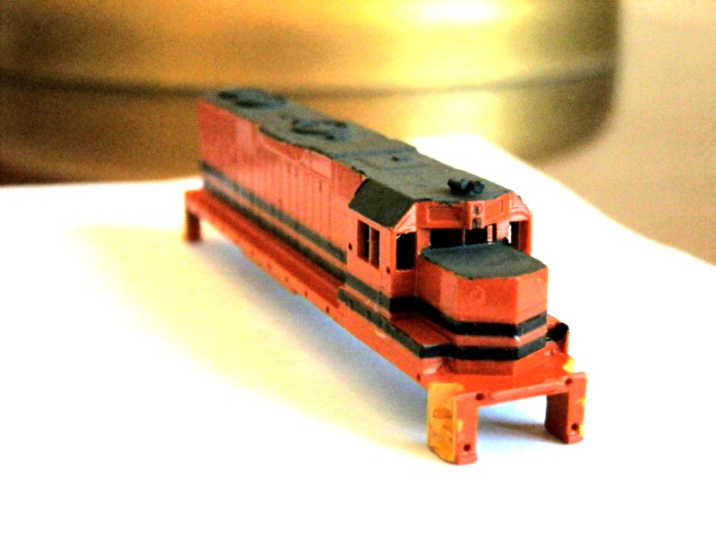 Déco GP38-2 Ferrocarril Chiapas Mayab / Genesee & Wyoming P8100618