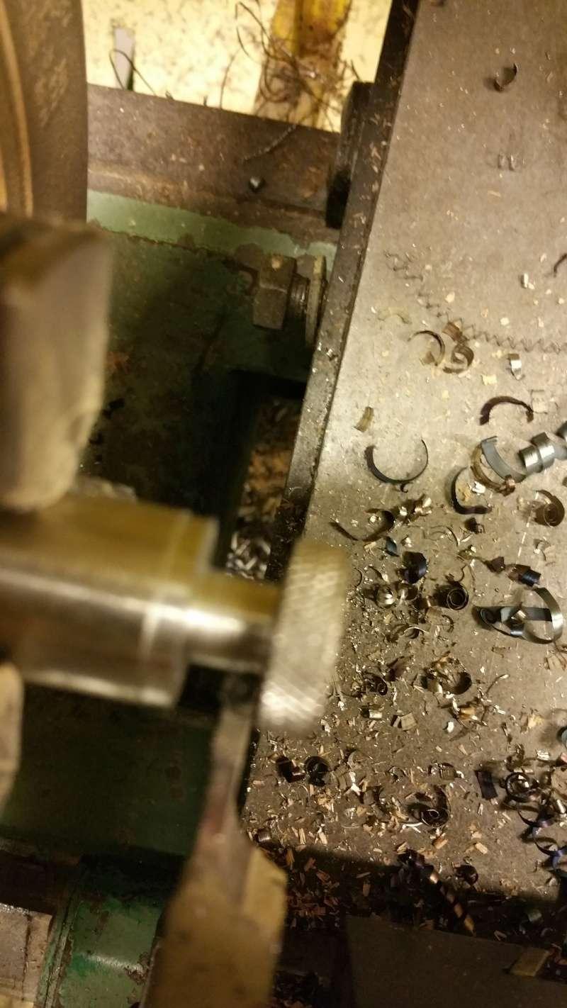 Fabrication d'œilleton (winch 75 rem, 513T) 20150814