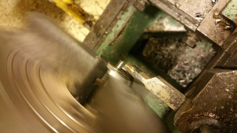Fabrication d'œilleton (winch 75 rem, 513T) 20150818