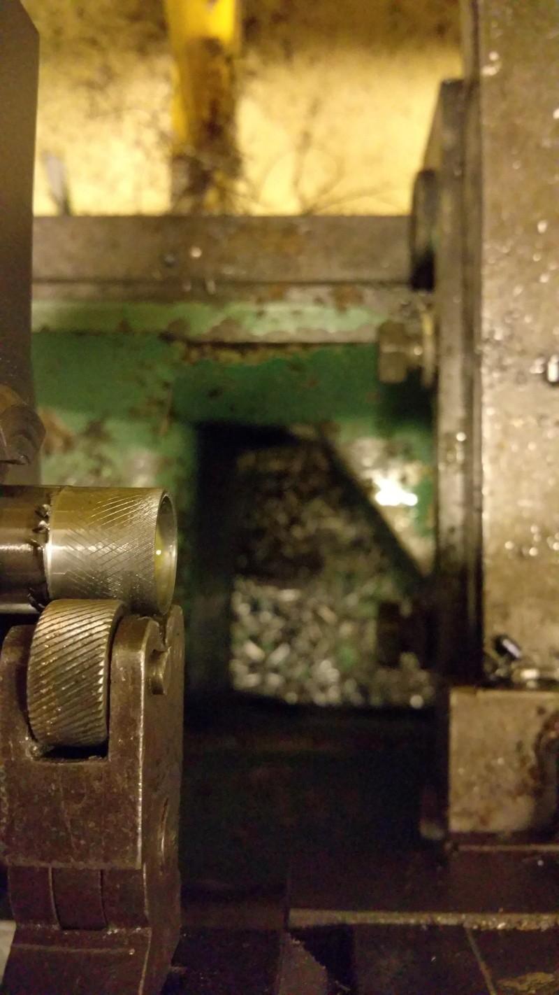 Fabrication d'œilleton (winch 75 rem, 513T) 20150824