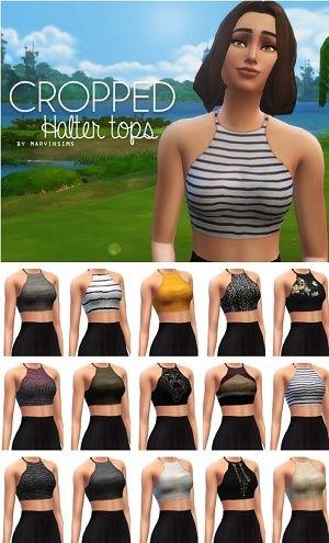 Повседневная одежда (топы, рубашки, свитера) - Страница 6 Image10
