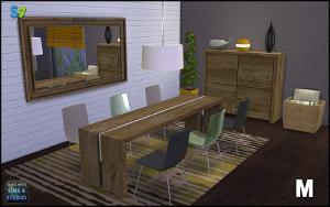 Кухни, столовые (модерн) - Страница 2 Image103