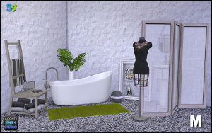 Ванные комнаты (модерн) Image105