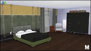 Спальни, кровати (модерн) Image106