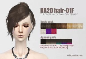 Женские прически (короткие волосы) - Страница 3 Image127