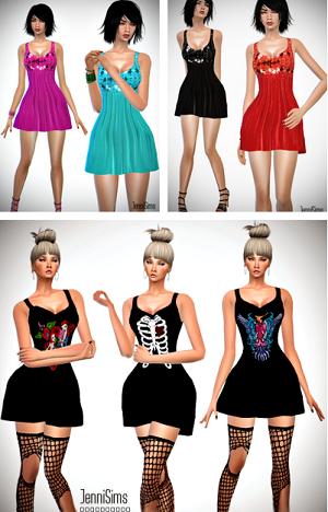 Повседневная одежда (платья, туники) - Страница 5 Image134