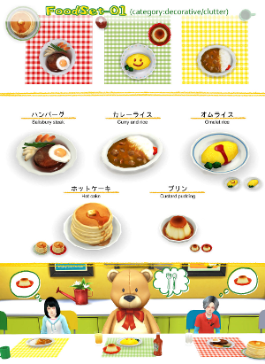 Декоративные объекты для кухни Image156