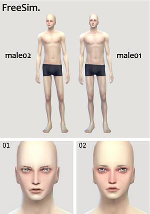 Готовые симы (мужчины) - Страница 2 Image157