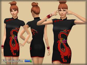 Повседневная одежда (платья, туники) - Страница 5 Image214