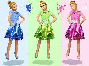 Для детей (платья, туники, комлекты с юбками) Image217