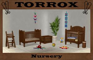Комнаты для младенцев и тодлеров - Страница 9 Image219