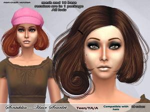 Женские прически (короткие волосы) - Страница 3 Image244
