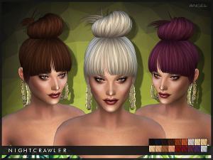 Женские прически (короткие волосы) - Страница 3 Image245