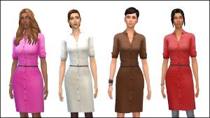 Повседневная одежда (платья, туники) - Страница 6 Image266
