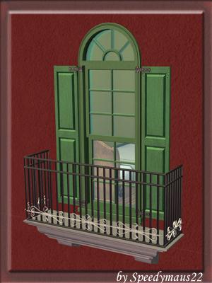 Дворовые объекты, строительный декор - Страница 7 Image268