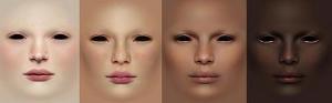 Скинтоны, лица, симы - Страница 5 Image345