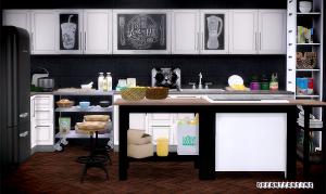 Декоративные объекты для кухни Image403